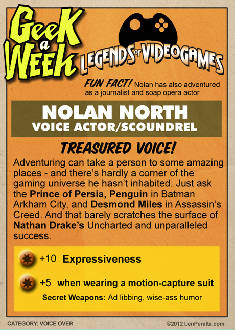 Legends of Videogames: Nolan North back